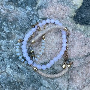 ⚡️Set of 3 bracelets in multiple colors